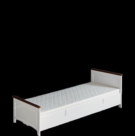 Tapczan 200×90 z materacem – Prowansja