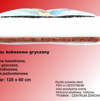 MATERAC GRYCZANY GOa