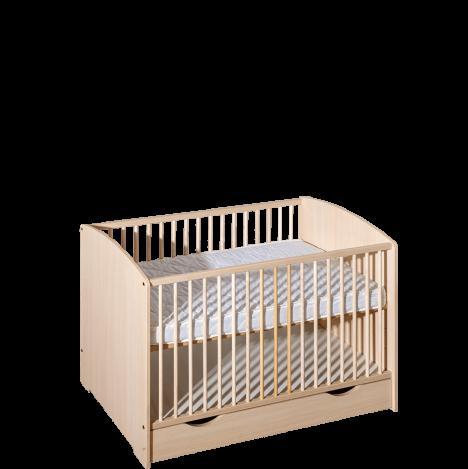 Łóżeczko dziecięce 120×60 – Sweet 2
