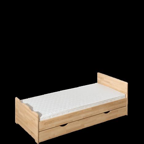 Łóżko 200×80 z szufladą – Pectus