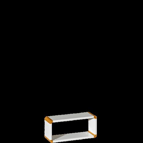 Półka krótka – Bianko 2