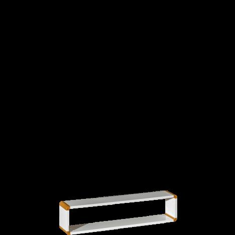 Półka długa – Bianko 2