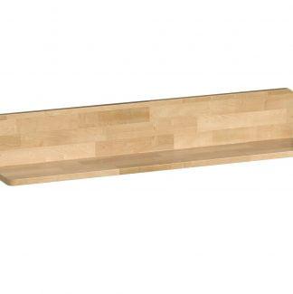 Półka z drewna brzozowego Betula