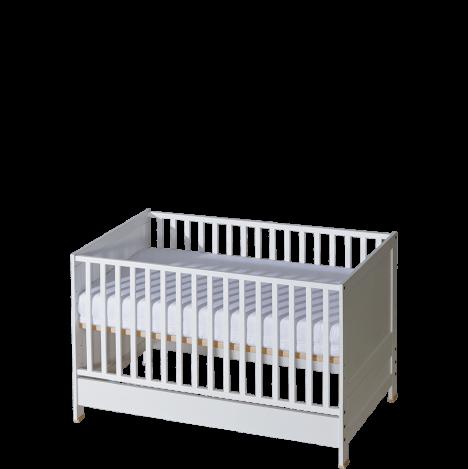 Łóżeczko – tapczanik 140×70 – Basic