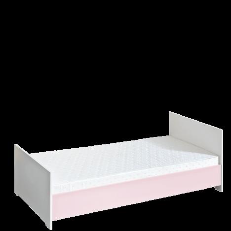 Łóżko tapczan jednoosobowy – Classic