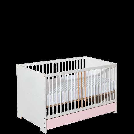 Łóżeczko dla dziecka 140×70 – Classic