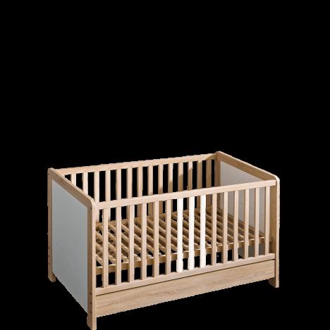 Łóżko dziecięce 140×70 – Marsylia