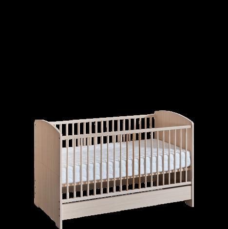 Łóżeczko dziecięce 140×70 – SWEET 2