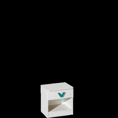 Stolik nocny z szufladką – VX