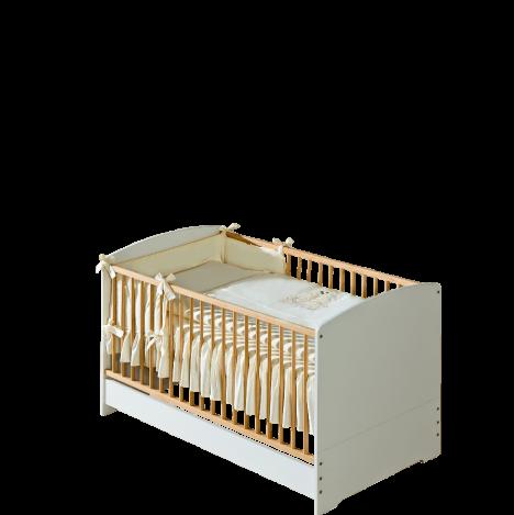 Łóżeczko – tapczanik 140×70