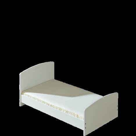 Tapczanik 140×70 biały – WYPRZEDAŻ EKSPOZYCYJNA