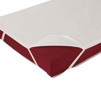 Ochraniacz PVC na materac do łóżeczka dziecięcego 120x60