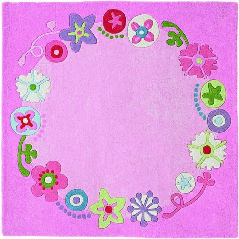 Dywan Kwiatowa Korona – 140×140