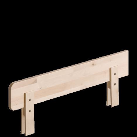 drewniana barierka 90cm do tapczanika Betula