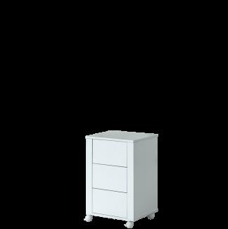 Szafka z 3 szufladami Bianko
