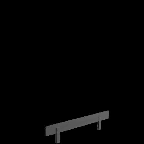 Szara barierka 140 cm –  Sweet