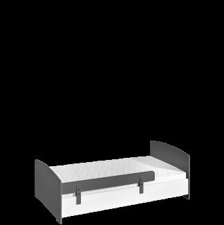 Łóżko młodzieżowe z materacem 90x200 Sweet