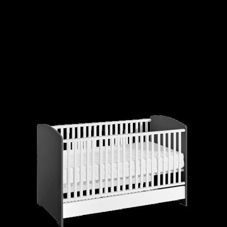 Łóżeczko dziecięce 140×70 – SWEET