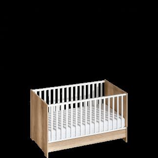 Łóżeczko niemowlęce 140x70 Terra 2