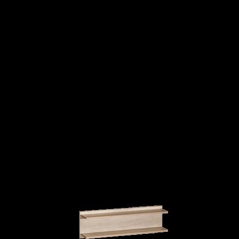 Dwu-poziomowa półka na ścianę – Terra 2