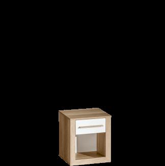 Szafka nocna z szufladą do pokoju dziecięcego Terra 2
