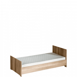Łóżko młodzieżowe 90x200 bez materaca Terra 2