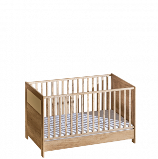 Łóżeczko dziecięce 140x70 IVO 2