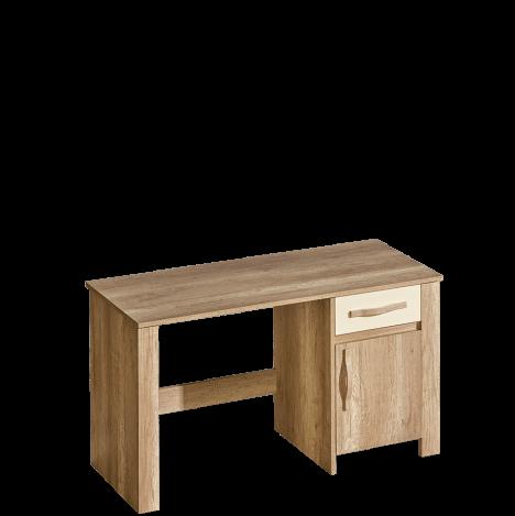 Biurko z szafką i szufladą – IVO 2