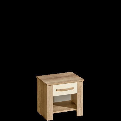 Niska szafka z półką i z szufladą – IVO 2