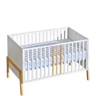 Łóżeczko niemowlęce 140x70 Yeti