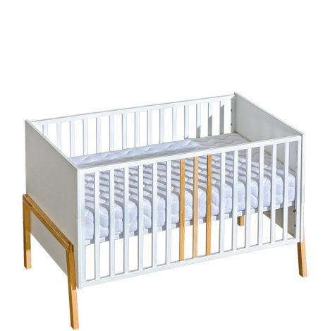 Łóżeczko 140×70 dla dziecka – Yeti