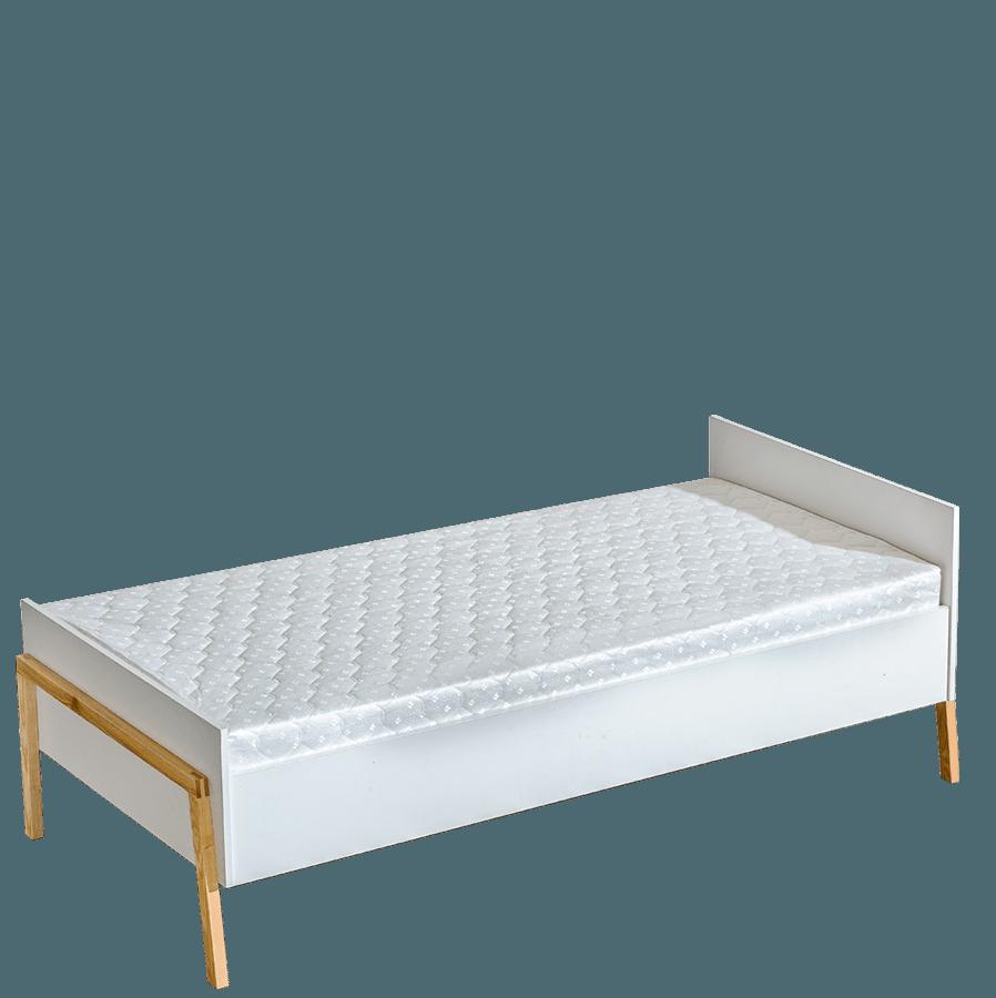 łóżko Dla Dzieci Z Materacem 200x90 Yeti