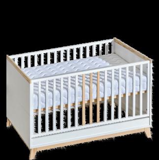 Łóżeczko dziecięce 140x70 Nordik