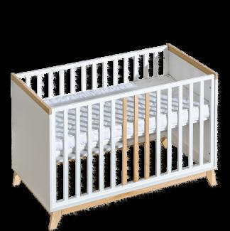 Łóżeczko dziecięce 120x60 Nordik