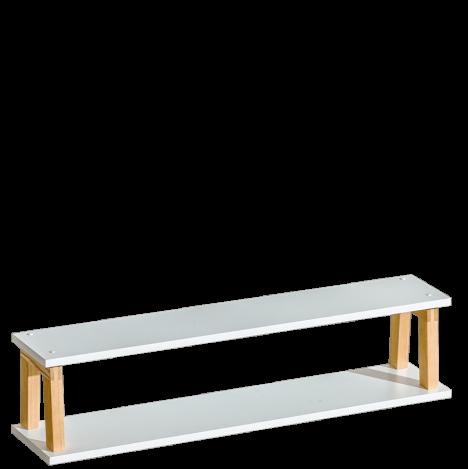 Podwójna półka na ścianę – Yeti