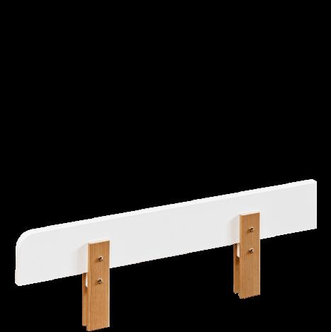 Nakładana barierka 90cm do łóżeczka 140×70 Yeti/Nordik