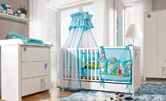 Leon - pokój niemowlęcy