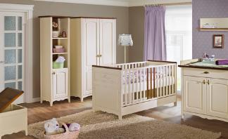 Prowansja – pokój niemowlęcy