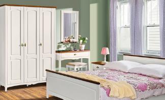 Prowansja – sypialnia